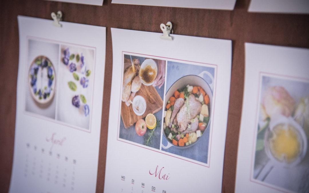Essen rund ums Jahr