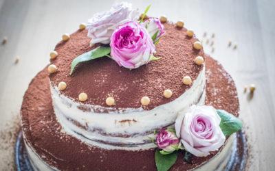 Eine Torte zum Muttertag