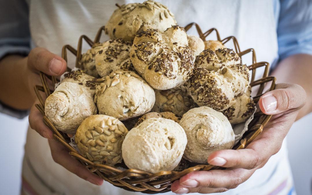 Brotbacken 1.Teil