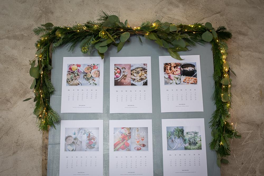 Ein neuer Kalender&Verlosung